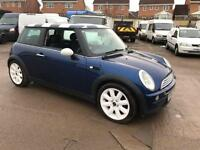 Mini Mini 1.6 One 3 DOOR - 2001 51-REG - SHORT MOT