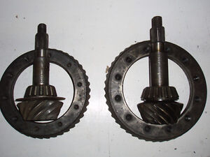 CROWN AND PINION GEARS 3.54