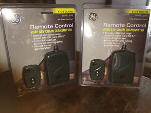 2 wireless remote for lights NEW