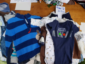 Boys clothes 9 to 12mths