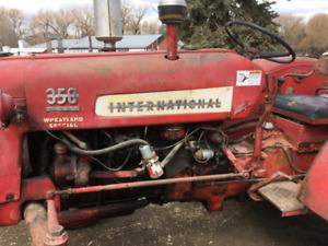 1958 International 350 Wheatland special