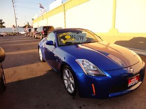 2005 Nissan 350Z Touring Coupe (2 door) E-TESTED & CERT