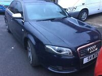 Audi A4 s line special edition diesel *read full advert*