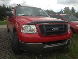 2004 Ford F-150 XLT SUPERCAB Pickup Truck