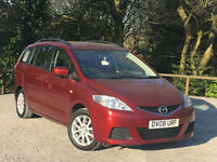 Mazda5 2.0D ( 109ps ) TS2 MPV 6 SPEED PX SWAP FINANCE WARRANTY AVAILABLE