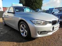 2014 64 BMW 3 SERIES 2.0 320D EFFICIENTDYNAMICS 4DR 161 BHP FINANCE WITH NO DEPO