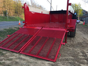 DUMP TRAILERS BY CRAMERO TRAILERS FALL SPECIAL London Ontario image 4