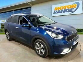 image for 2018 Kia Niro 1.6h GDi 2 DCT (s/s) 5dr SUV Petrol/Electric Hybrid Automatic