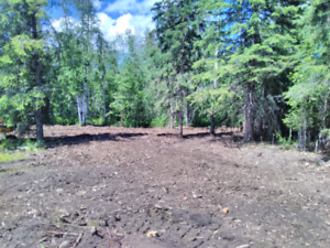 Mulching and land clearing services