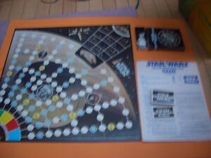 STAR WARS ESCAPE FROM THE DEATH STAR GAME 1977 (NOT COMPLETE) London Ontario image 3