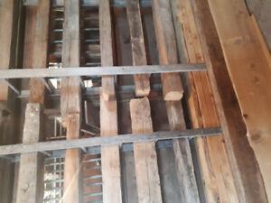 Fireplace mantles, beams, board, doors, various wood species etc