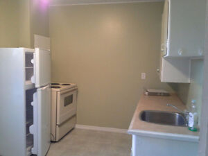 1 Bedroom apartment for rent in downtown Sydney Mines.