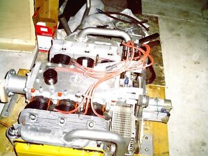 CONVERTED AIRCRAFT CORVAIR ENGINE 115HP & PROP