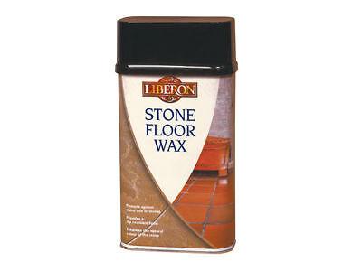 Liberon Stone Floor Wax 1 Litre or 5 -