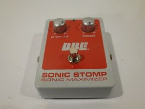 BBE Sonic Stomp Maximizer Pedal