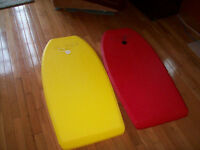 Water Boards / Boogie Boards 2 for $40