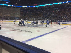 Toronto Maple Leafs vs Pittsburgh Penguins Tickets Lower Bowl