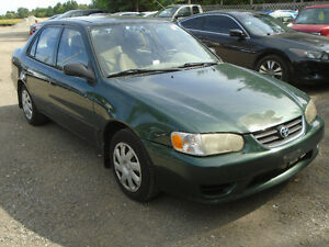 1999 Toyota Corolla Sedan Cambridge Kitchener Area image 6