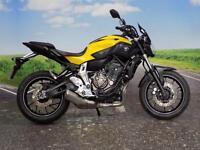 Yamaha MT-07 ABS 2015