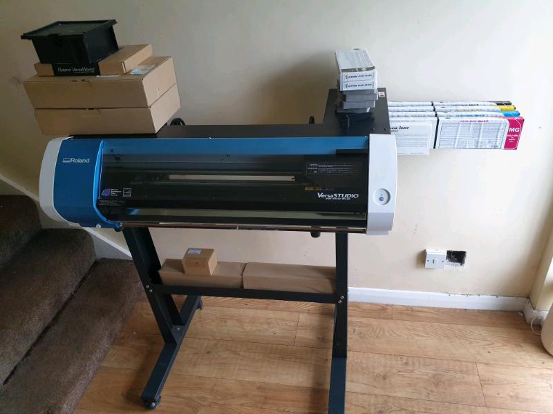 Roland printer Roland bn20 needs new print head  Collection   in Paignton,  Devon   Gumtree