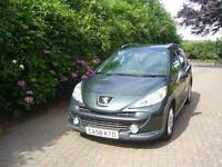 Peugeot 207 SW 1.6HDi 110 Outdoor
