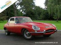 1966 Jaguar E-Type 2 + 2 Coupe Petrol Manual