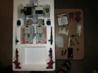 Transformers G1 Metroplex 100% Complete in Box with Rubber Tires