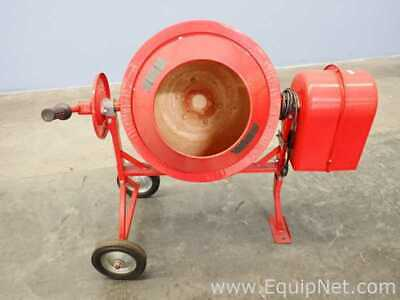 Central Machinery 91907 Mini Cement Mixer Ln 720117