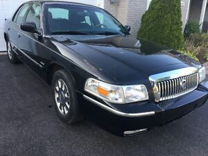 2008 Mercury Grand Marquis LS Ultimate Edition, Inspected Aug 16