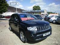 Jeep Compass 2.2CRD (134bhp) Limited (2WD) Station Wagon 5d 2143cc