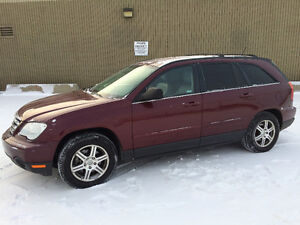 ~ 2008 CHRYSLER PACIFICA,,REMOTE START, DVD, POWER TAIL GATE! ~