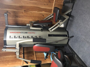 new Gym machine for free....never used