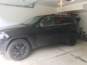 2012 Jeep Cherokee Black SUV, Crossover