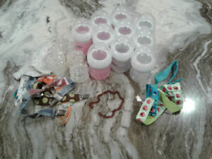Advent baby bottles and accessories