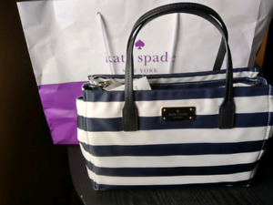 Brand new Kate Spade with tags leather bag