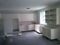 KITCHEN CABINETS INSTALLATION AND MORE , IKEA !!!!CARPENTER