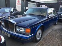 ROLLS ROYCE SILVER DAWN V8 Blue Auto Petrol 1997
