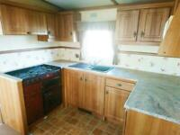 2 bed static caravan holiday home for sale, Site fees from £2950