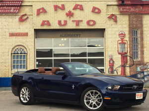 2011 Ford Mustang Convertible No Accident History only 110,000 k