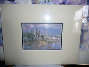 "Claude Monet ""Thunderstorms"" 1880 Art Print Stratford Kitchener Area image 1"