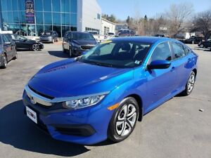 2017 Honda Civic LX / Heated Seats / Back-Up Camera / Bluetooth