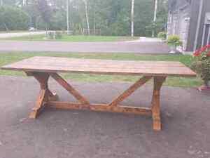 Harvest table  Kawartha Lakes Peterborough Area image 1