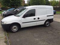 2008 Vauxhall combo van full mot