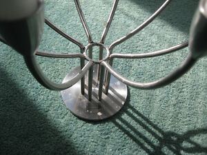 IKEA Candelabra Stainless Steel Candle Holder Used West Island Greater Montréal image 3