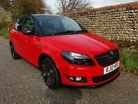 Skoda Fabia 1.6 TDI 105 Monte Carlo Edition Red Black Alloys