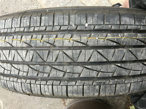 Firestone DestiationTires and Rims 225/R65/17 all season
