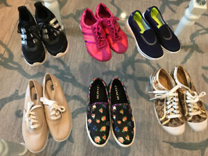 Brand Name women's footwear- size 5 and 5.5