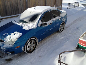 2007 Ford Focus Sedan 800$ obo trades welcome