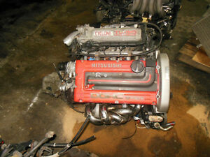 jdm mitsubishi eclipse talon 4G63-T Moteur , Eclipse 2.0L Turbo