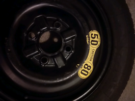 Volvo S40 Emergency Continental Tyre